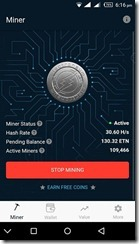 How to mine Electroneum on mobile phone