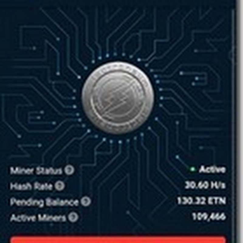 How to mine Electroneum (ETN) on mobile phone