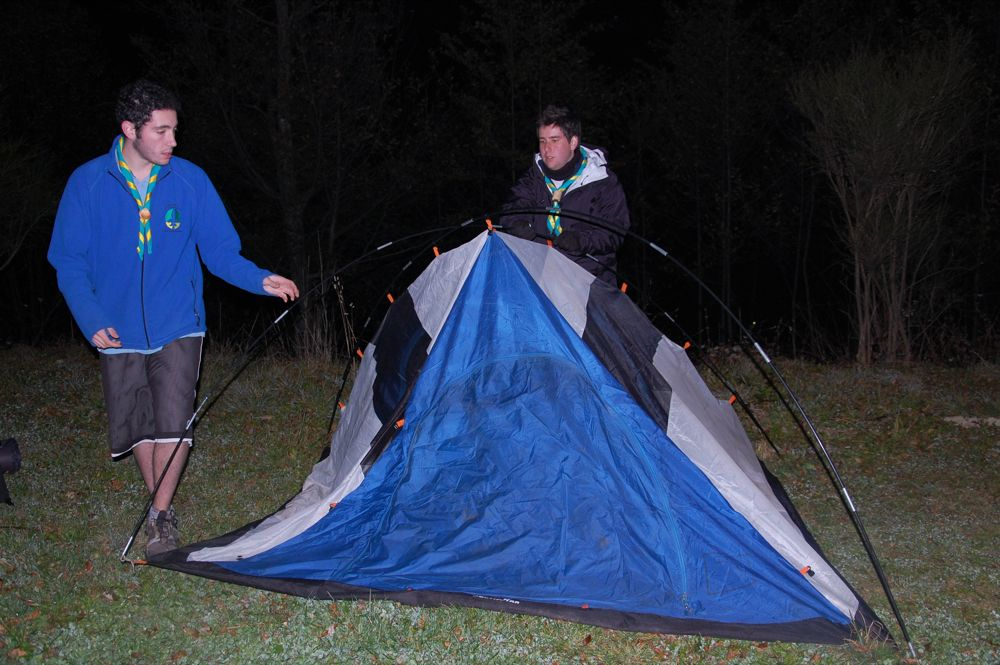 Sortida Castors i Llops a la Roca del Secut 2010 - DSC_0722.JPG