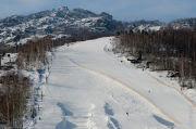 Отпуск в башкирских альпах
