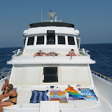 Liveaboard 2002 Zuid-route Egypte