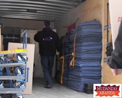 Transportes Valbuena de Duero