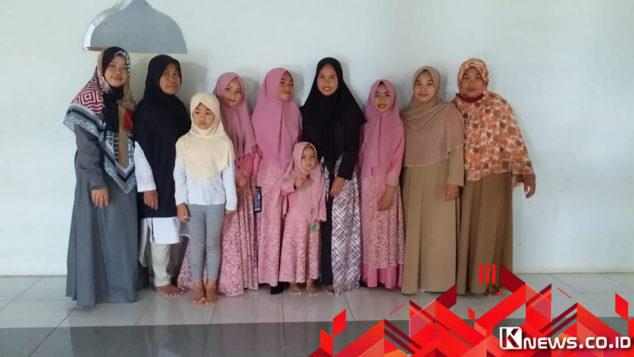 DPW BKPRMI  SulSel menggelar Festival Anak Sholeh Indonesia XI