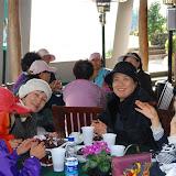 Visita das Golfistas da Coréia