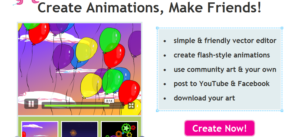 All things ict with scott new animation program 2 doink for Websites you can draw on