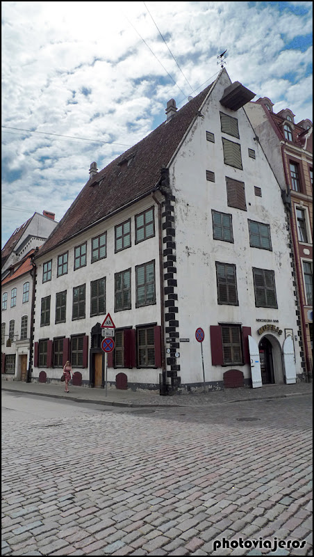 Mentzendorffs House