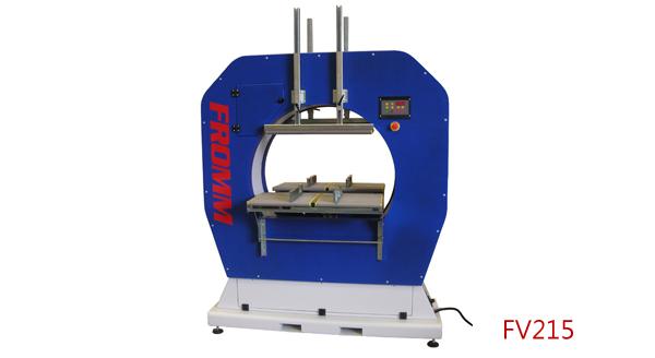 FV215水平式裹膜機 - FROMM打包機 |緩衝氣墊 |裹膜機 |封箱機 |電動打包機 |氣動打包機 |氣袋機 |緩衝包材 |工業用 ...
