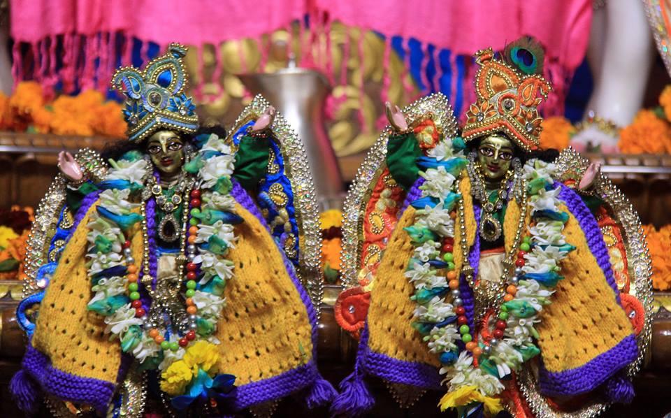 ISKCON Delhi Deity Darshan 08 Jan 2017 (6)