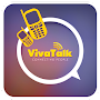 VivaTalk KSA Dialer | international call and TOPUP APK icon