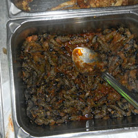 Mopage Worms cooked a different way