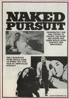 Naked Pursuit / Excitement / 昴奮 - Kôfun  1968-03  Toshio Okuwaki World Eiga