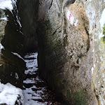 La gorge rocheuse d'Eileburg