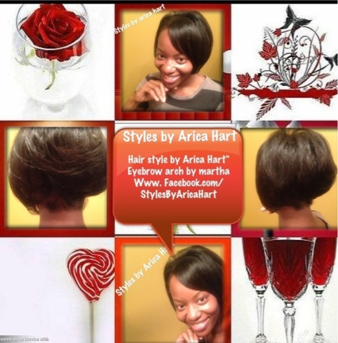 Black hairstyles, bob hair styles, hair stylist, hair care, black hair blog, healthy hair