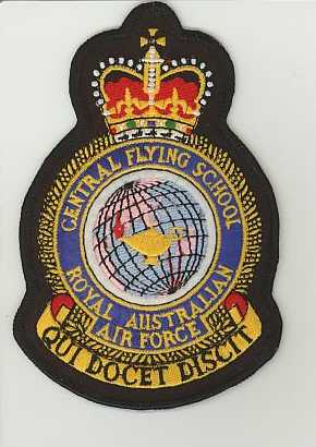 RAAF Central Flying School crown.JPG