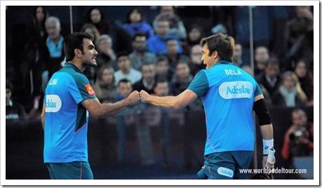 Bela y Lima Campeones del Estrella Damm Barcelona Master WPT 2016.