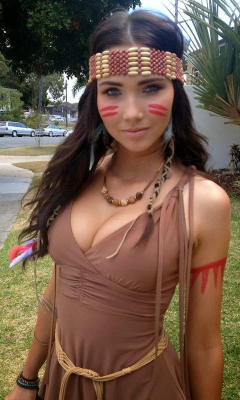 Who are the Sexiest Cosplay Girls? Pocahontas