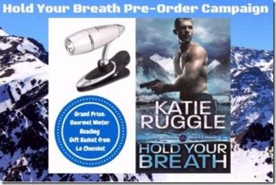 Hold YOur Breath pre-order