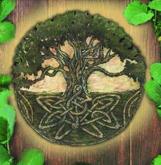 Celtic, Celtic And Druids