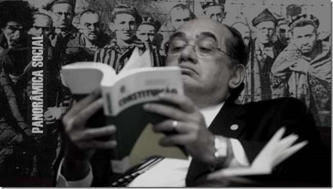 Gilmar Mendes e os judeus