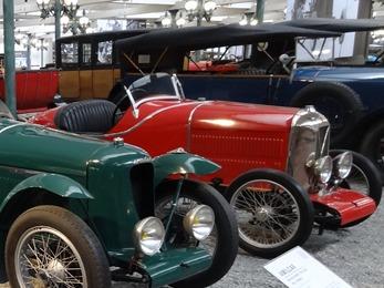 2017.08.24-120.3 Salmson biplace Sport Type VAL3 1928