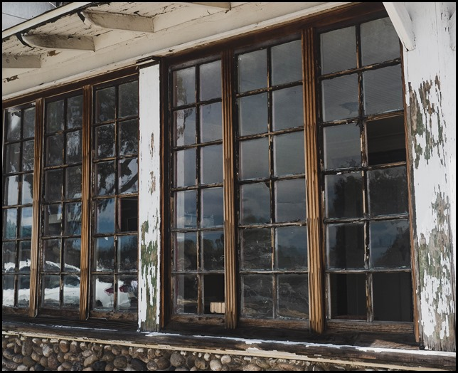 100 Year Old Windows