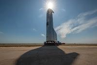 SpaceX Siap Luncurkan Starship SN11 Pekan Ini