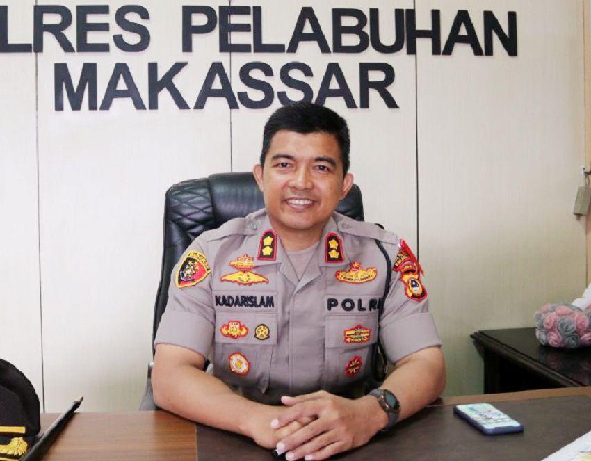 Kapolres Pelabuhan Makassar : Pendaftaran Casis Polri TA 2020  Jangan Percaya Calo