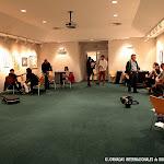 Momentos antes de la Final del Concurso Internacional de Guitarra Alhambra para Jóvenes