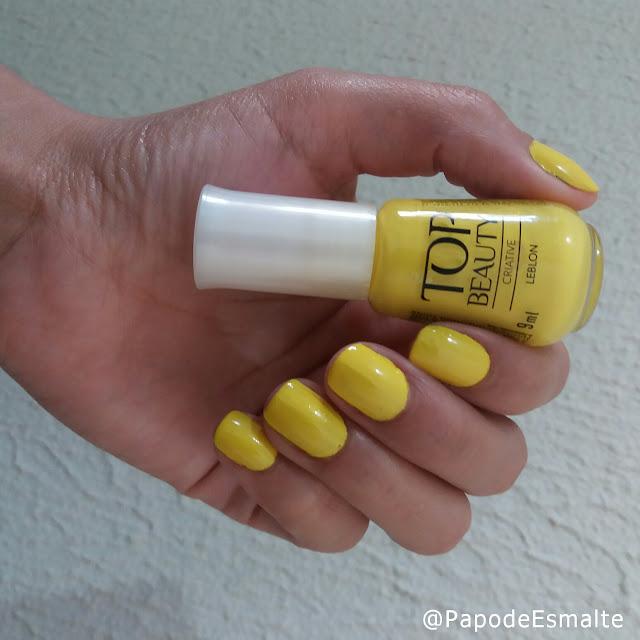 Setembro Amarelo: Leblon - Top Beauty