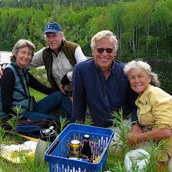 Our Wonderful Visit with Håkan & Charlotte