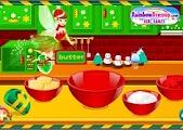 لعبة طبخ رأس السنة