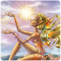 Princess Sofia Flower Fairy icon