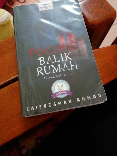 Pocong Balik Rumah - Zaifuzaman Ahmad