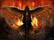 Dark Satanic Angel
