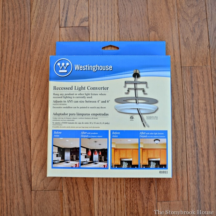 Recess Light Converter Kit