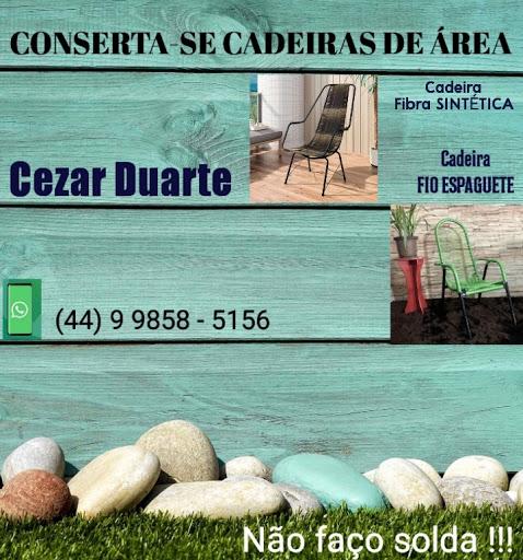 CONSERTOS DE CADEIRA DE AREA