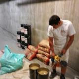 La Jolla Presbyterian Deck Waterproofing - 20131127_084618