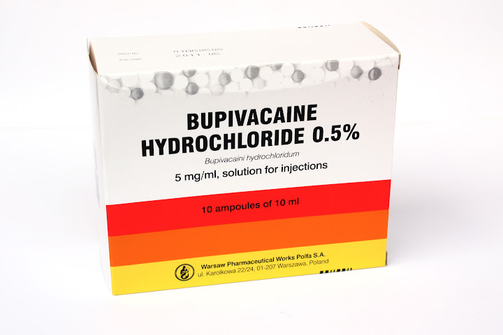 ბუპივაკაინის ჰიდროქლორიდი 0.5% /BUPIVACAIN  HYDROCHLORICUM 0.5%