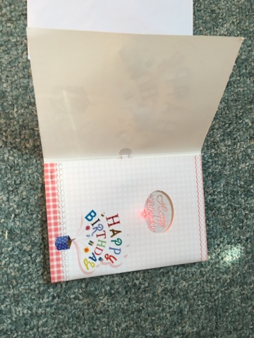 Hooked on Pinterest: Musical Birthday Cards by Apsenbox Review