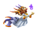 Dragón Elfa   Elven Dragon