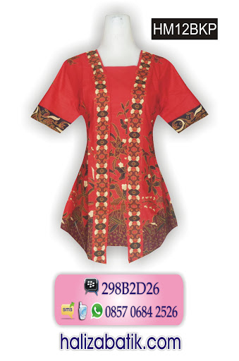 batik pekalongan online, model batik terbaru, butik baju wanita
