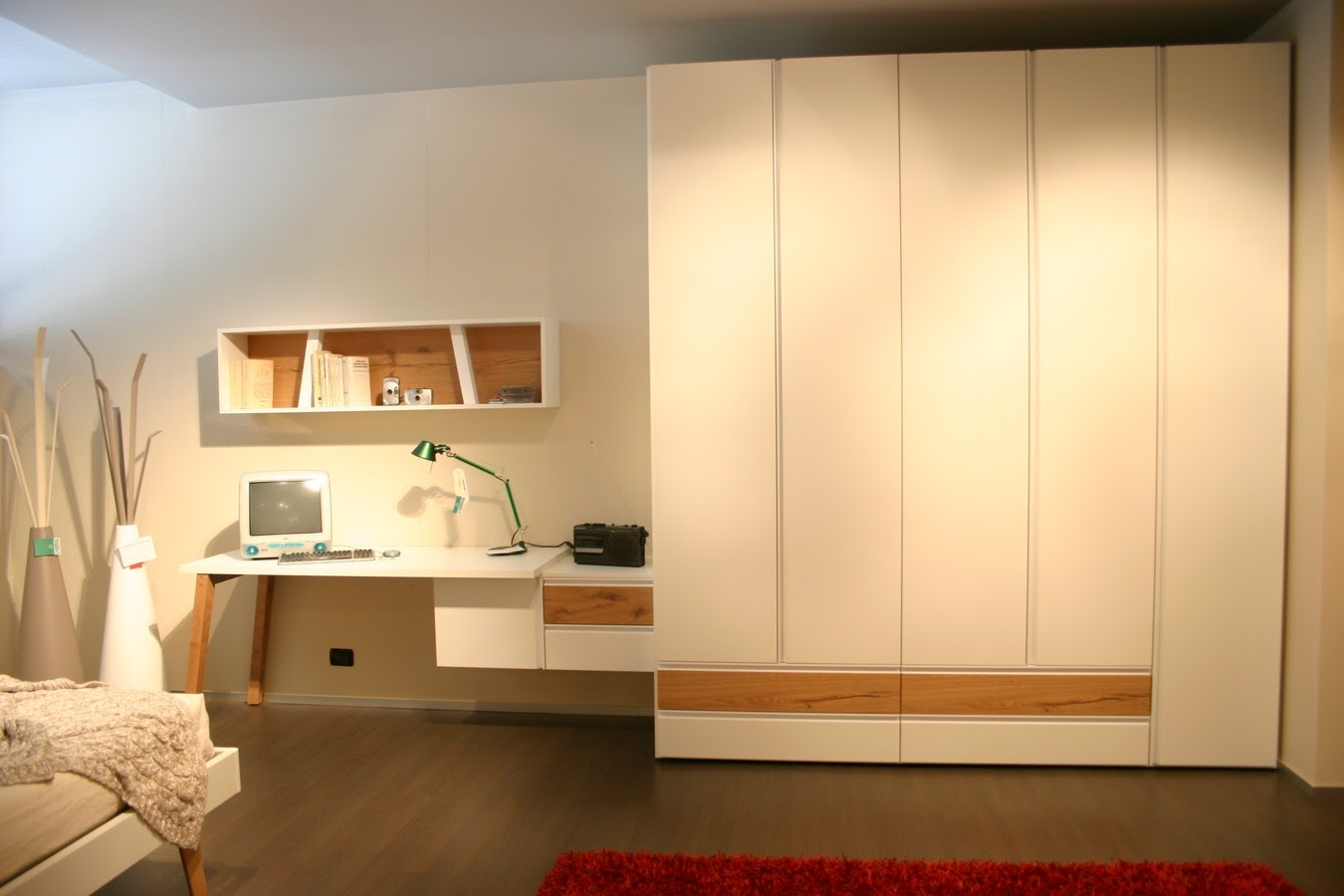 Camerette letti a castello e scrivanie camere per - Ikea camere ragazzi ...