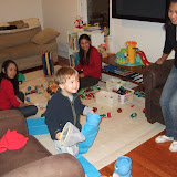 New Years Eve & Day (2008-2009)
