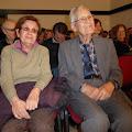 Počasni predsjednik Mirko Kos sa suprugom