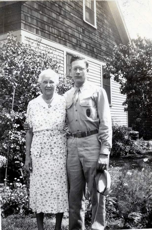 Gramma Drechsler and Donald Beck