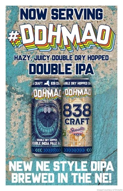 Shmaltz Releasing 838 Series #DDHMAO