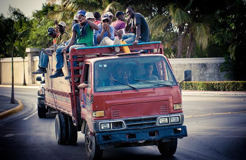 Dominikana, ludzie