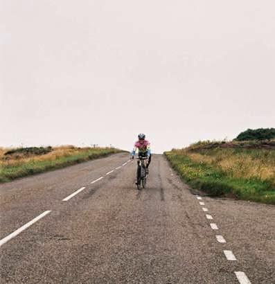 Approaching John O'Groats