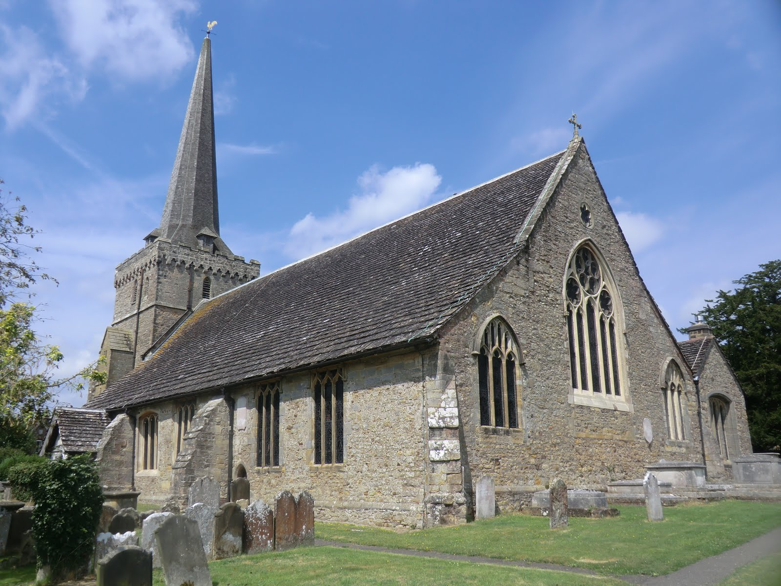 CIMG3432 Holy Trinity Church, Cuckfield