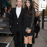 OIC - ENTSIMAGES.COM - Jamie Campbell Bower and Neelam Gill at the The 5th Annual Asian Awards 2015 in London 17th April 2015 Photo Mobis Photos/OIC 0203 174 1069